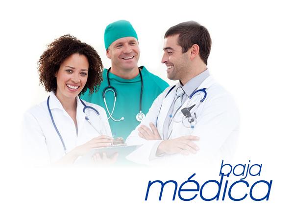 Seguros baja medica