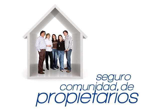 Seguros para comunidades de propietarios