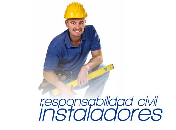 Seguros de reponsabilidad civil instaladores