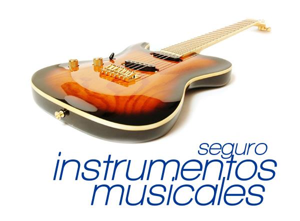 Seguros instrumentos musicales