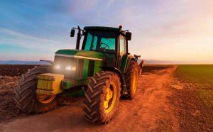 Seguro RC tractor